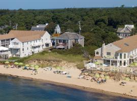 The Corsair & Cross Rip Oceanfront, beach hotel in Dennis Port