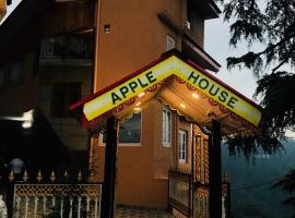 Apple House, pet-friendly hotel in Shimla