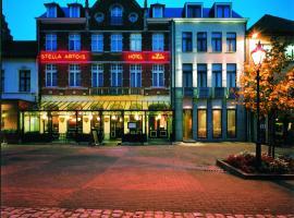 Boetiekhotel Burgemeesterhuys, Hotel in Beringen