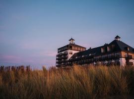 Strandhotel, Hotel in der Nähe von: The Zwin, Cadzand-Bad