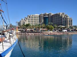 Queen of Sheba Eilat, hotel in Eilat