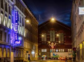 City Hotel Nebo, hotel in Copenhagen