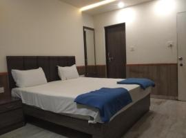 JK Rooms 111 Nr. St Stand - Ganeshpeth
