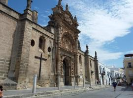 Alojamiento en pleno Casco Histórico.