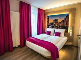 Hotel Luckys Inn