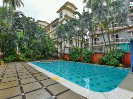 Calangute Alcove 1 BHK Apartment, apartment in Calangute
