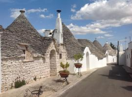 Tipico Resort, serviced apartment in Alberobello