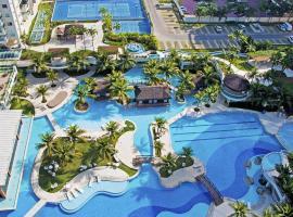 Apartamento Bora Bora, hôtel avec jacuzzi à Rio de Janeiro