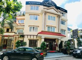 Air Star Hotel, hotel near Tan Son Nhat International Airport - SGN, Ho Chi Minh City