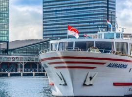 Fairtours Hotelschiff Alemannia***