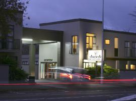 Chancellor Motor Lodge and Conference Centre, hotel in Palmerston North