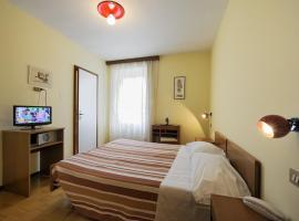 Hotel Bertusi, hotel in Porretta Terme