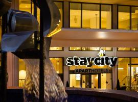Staycity Aparthotels Liverpool Waterfront, hotel in Liverpool