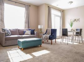 MODERN CHIC 2BR IN LUXURIOUS DOWNTOWN COMMUNITY