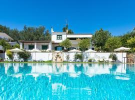 Paradise Inn Liapades Corfu