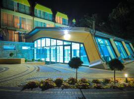 Hotel *** NAT Ustroń – hotel w pobliżu miejsca Skocznia narciarska Wisła-Malinka w Ustroniu