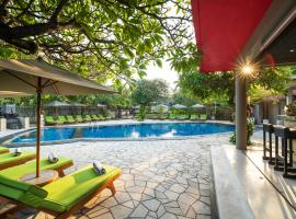 Kuta Seaview Boutique Resorts, hotel near Hard Rock Cafe, Kuta