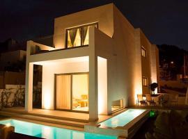 Cala Llonga Villa Sleeps 8 Pool Air Con WiFi