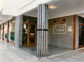 Hotel Savoia San Bernardo