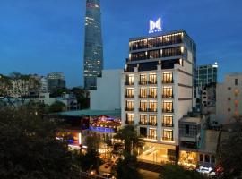 M Hotel Saigon, отель в Хошимине