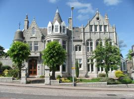 Atholl Hotel, hotel near St Mary's Cathedral, Aberdeen