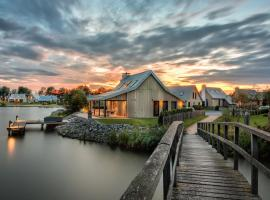 Waterrijk Oesterdam villas, villa en Tholen