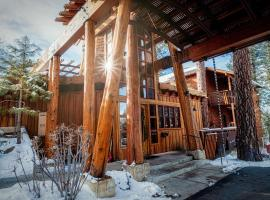 The Cedar House Sport Hotel, family hotel in Truckee