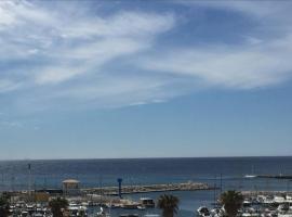 Appartement vue sur mer à 180 °