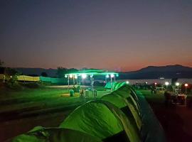 stargaze pawna camping