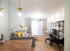 Luxury Apartment in the Hearth of Santa Cruz de Tenerife