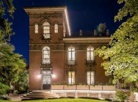 Villa Liberty, guest house in Como