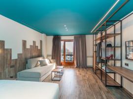 Los 10 mejores hoteles de 4 estrellas de Arinsal, Andorra ...