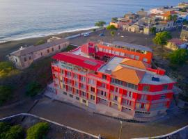 Hotel Ocean View & Restaurante Seafood – hotel w mieście São Filipe