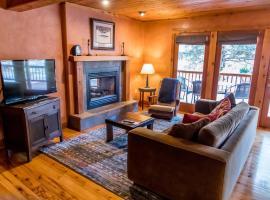 Ruidoso Lodge Cabin #10