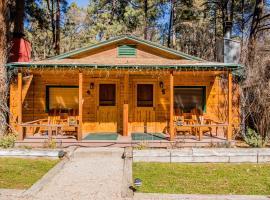 Ruidoso Lodge Cabin #5