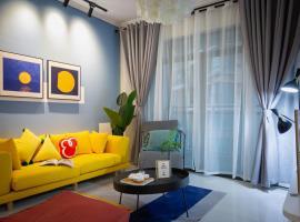 ZhuHai XiangZhou·New Yuanming Palace· Locals Apartment 00173990