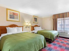 彭德爾頓營地海濱品質套房酒店
