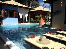 Cottage Bangalô & Suites
