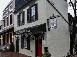 The Georgetown House Boutique Inn, budget hotel in Washington, D.C.