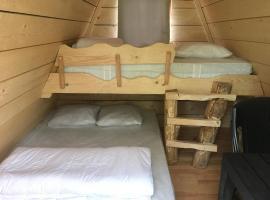 Camping Le Domaine de Longemer