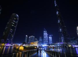City Nights - 3B Villa City View