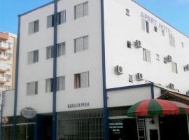 Residencial Maria Da Praia, hotel near Park Cyro Gevaerd, Balneário Camboriú