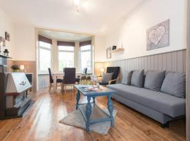 Charmant appartement met zicht Damse vaart @Brugge