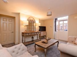 Ranmoor Serviced Apartments at Glossop Road- The Brunswick Suite