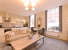 Ranmoor Serviced Apartments at Glossop Road - The Bessemer Suite