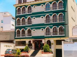 Apart Hotel Caminos del Inca, apartment in Lima