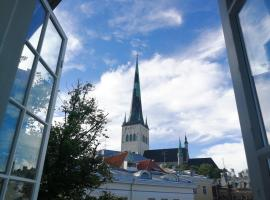 Imaginary Hostel, albergue en Tallin
