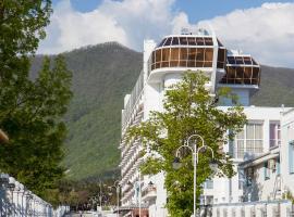 Отель Круиз, отель в Геленджике