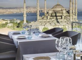 伊斯坦布爾阿卡迪亞藍酒店