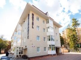 Готель Reikartz Кропивницький